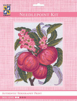 Peaches  Tapestry Kit By Grafitec