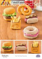 New York Food Favourites  Crochet Pattern Leaflet  By DMC