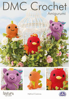 Mythical Creatures Crochet Pattern Leaflet  By DMC