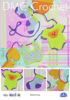 Baby Bunting Crochet Pattern by DMC