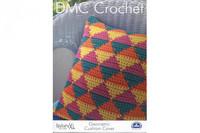 Geometric Cushion Cover Crochet Pattern by DMC