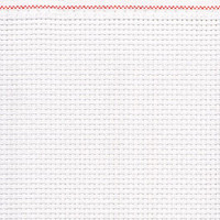 Binca Material 6 count White By the Metre