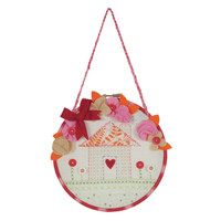 Living: Wall Art: Hoop Kit Embroidery Kit By Anchor