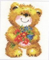 Present for You Cross Stitch Kit by Alisa