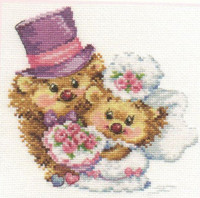 Forever Cross Stitch Kit by Alisa