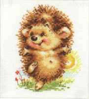 Hello New Day Cross Stitch Kit by Alisa