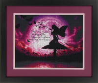 Butterfly Fairy Cross Stitch Kit by Dimensions