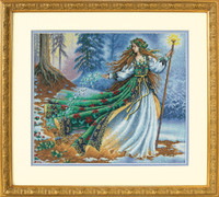 Woodland Enchantress Cross Stitch Kit
