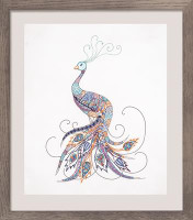 Bird of Luck Emboidery Kit By Riolis