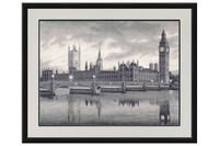 London Cross Stitch Kit by Golden Fleece