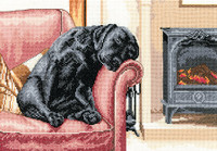 'After the Walk' Cross Stitch Kit By Heritage Crafts