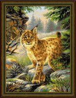 Forest Hostess Cross Stitch Kit By Riolis