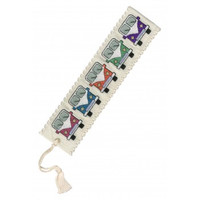 Campervans Book Mark Cross Stitch Kit by Textiles Heritage