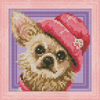 DIAMOND PAINTING CHIUAHUA KIT