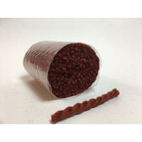 Pre Cut Rug Wool - Milk Chocolate