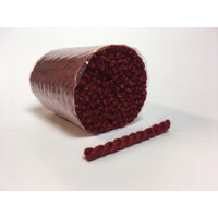 Pre Cut Rug Wool - Claret