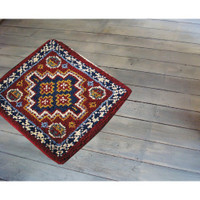 Latch Hook Rug Kit - Oasis