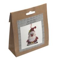 Christmas Felt Kit: Santa