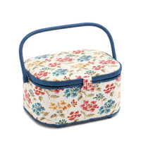 Fairfield  Large Oval Sewing Box By Hobby Gift