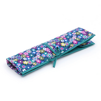 Flowers-a-Plenty  Knitting Pin Roll (Filled with Bamboo Pins) By Hobby Gift