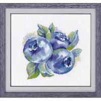 Forest Berry Cross stitch kit by Oven