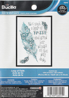 Leap of Faith Cross Stitch Kit by Bucilla