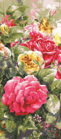 Rose Garden CANVAS By Grafitec