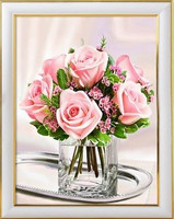 Tender Roses Diamond Painting Kit