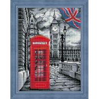 In London Diamond Painting Kit