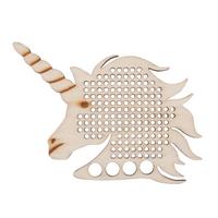 Embroidery Floss Holder: Unicorn