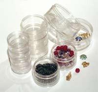 Stacker Jars 5 Jars 50 mm Diameter