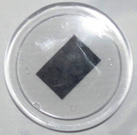 Round Fridge Magnet 57mm