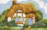 Cottage Tapestry Starter Kit