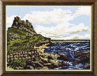 Lindisfarne Castle Tapestry Kit