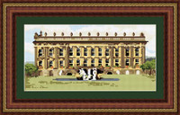 Chatsworth House Tapestry Kit