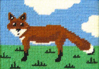 Felix Fox Starter Tapestry Kit