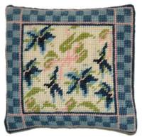 Borage Sampler Tapestry Kit