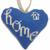 Home Heart Tapestry Cushion Kit By Cleopatra