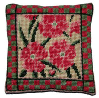 Dianthus Sampler Tapestry Kit