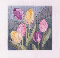Tulips Longstitch Kit