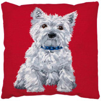 Westie Tapestry Kit
