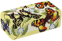 Butterflies Tapestry Doorstop Kit