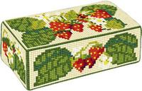 Strawberries Tapestry Doorstop Kit