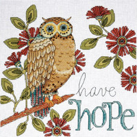 Have Hope Cross Stitch Kit By Design Works
