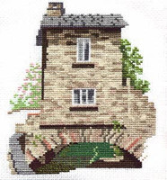 Bridge House Ambleside Cross Stitch Kit