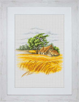 Landscape Ii Cross Stitch Kit By Lucs S