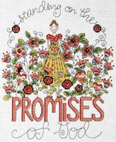 Promises Cross Stitch Kit By Design Works