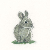Baby Rabbit Cros Sstitch Kit For Beginners