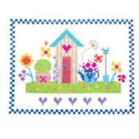 Summer Time Cross Stitch Kit