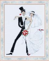 Wedding Tango Cross Stitch Kit